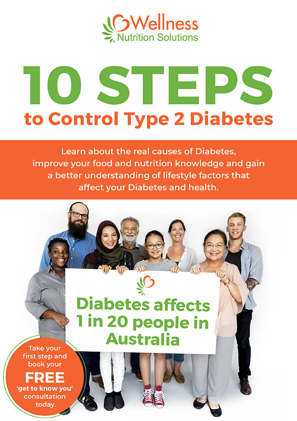 10 Steps to Control Type 2 Diabetes